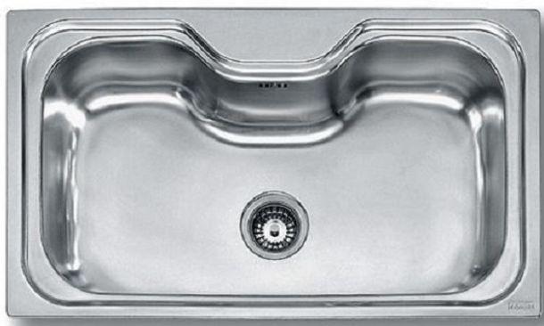 Οι περισσότερες από εμάς έχουμε στην κουζίνα μας νεροχύτη ίνοξ, ο οποίος όπως θα ξέρετε από πρώτο χέρι καθαρίζει δύσκολα σε σχέση με τους υπόλοιπους.