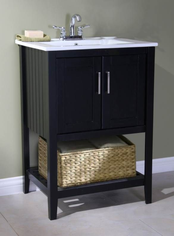 Photo Of Found it at Wayfair Legion Furniture Single Bathroom Vanity Set with Basket