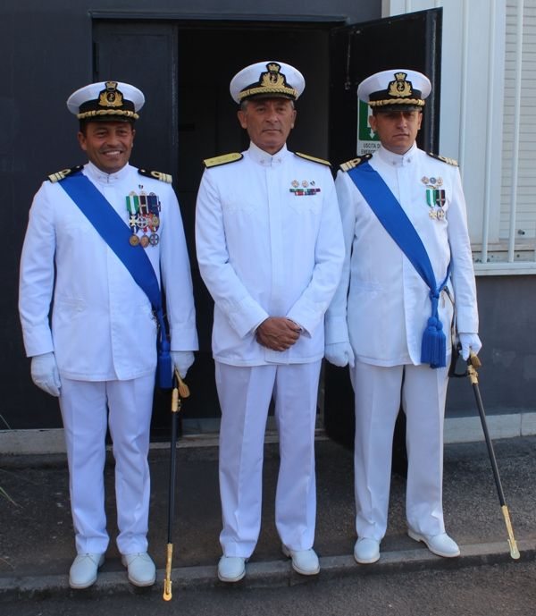 Alta uniforme Capitaneria di Porto