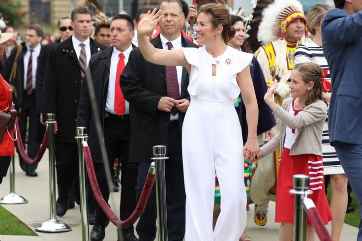 Sophie Grégoire Trudeau's best looks   .canadianliving.com