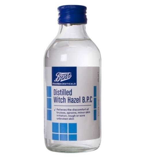 """Witch hazel changed my life. I use it after I wash my face at night and after I wake up. I'll never stray!""– ldp1011""I use witch hazel as a toner/cleanser and it works very well to keep acne at bay.""– amyd41e25d6efGet it at Boots."