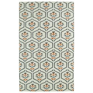 Hollywood Beige Flatweave Rug (9' x 12') - 16628358 - Overstock - Great Deals on 7x9 - 10x14 Rugs - Mobile