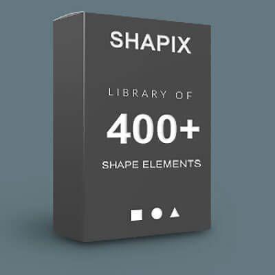 Shapix Shape Elements Pack