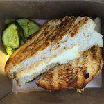 Best SF Ferry Building Restaurants - Cowgirl Creamery Sidekick Café & Milk Bar