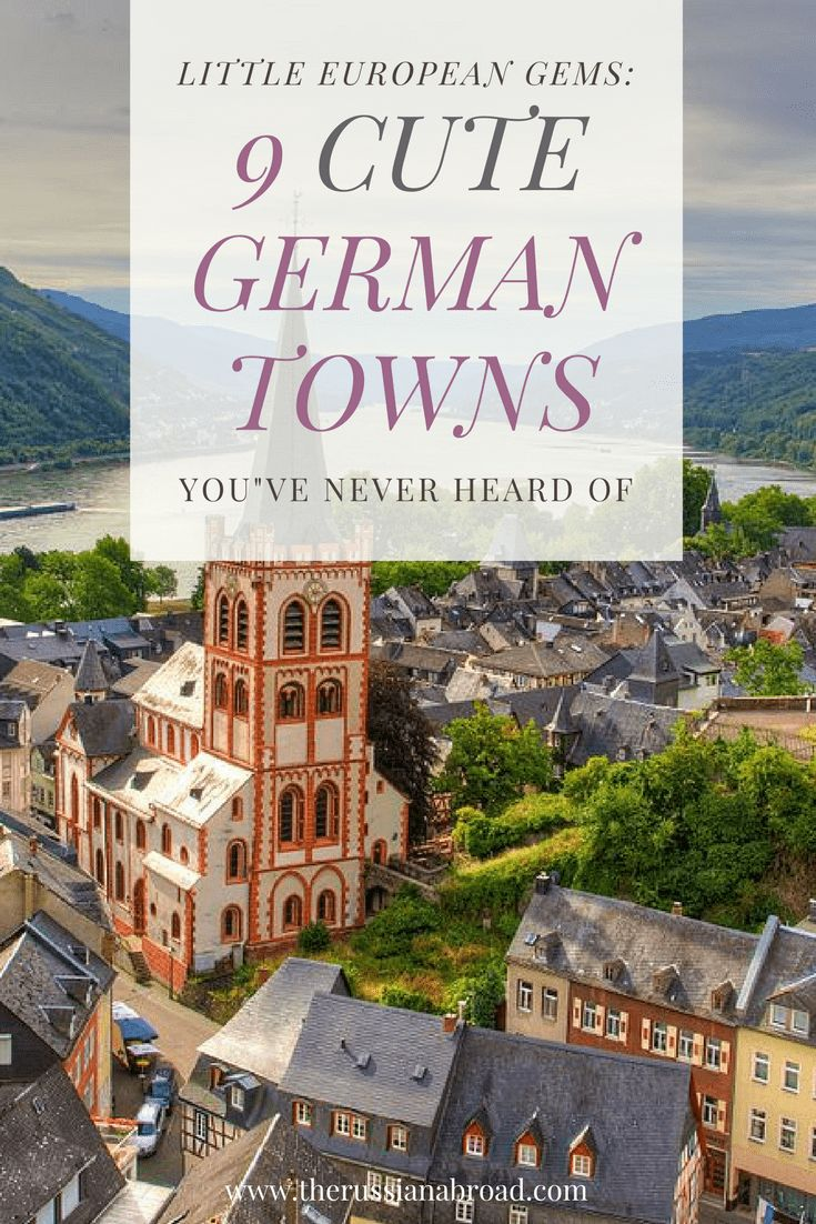 9 Lovely German Towns You've Never Heard Of