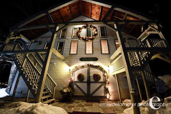 Dress It Down: Antique Barn at Christmas Tree Inn & Spa ...