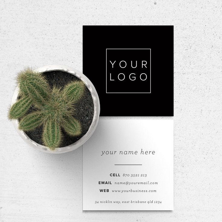 122 best Business cards images on Pinterest | Brand identity ...