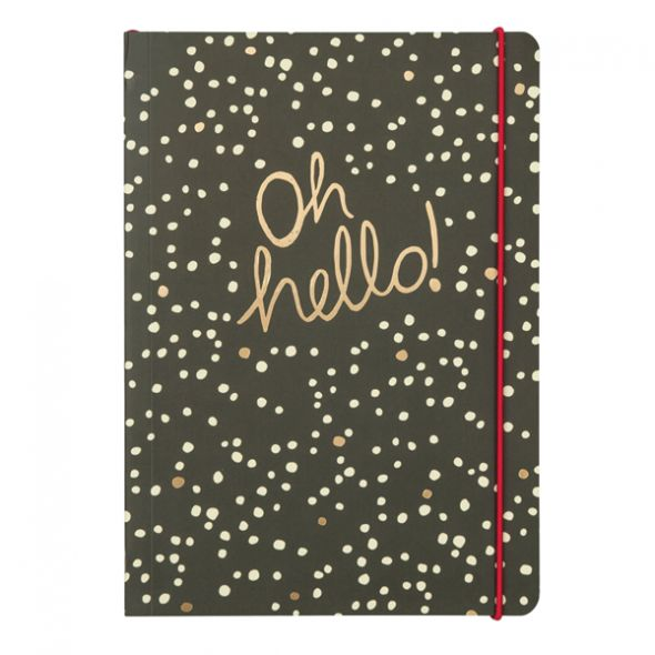 'Oh Hello!' Journal