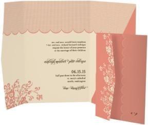 156 best Wedding Invitation Ideas images on Pinterest