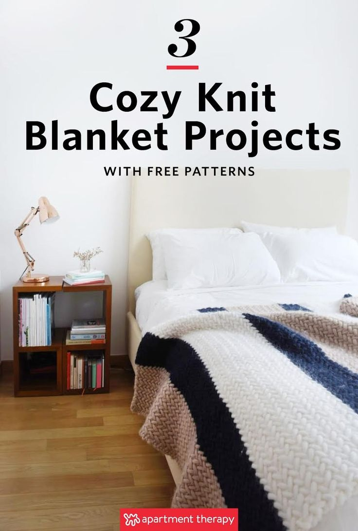 Did you know that roughly one third of women between the ages 25 of 35 now knit or crochet? Jump on the bandwagon with these EASY DIY knitting patterns and how-tos. You'll be a pro in no time, making gifts like blankets and scarves for friends and family.