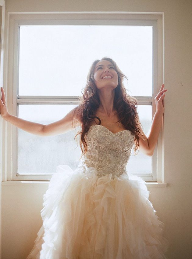 Nice Romantic Wedding Dresses By Kirstie Kelly