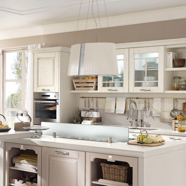 Oltre 1000 idee su cappe aspiranti cucina su pinterest - Cappe da cucina rustiche ...