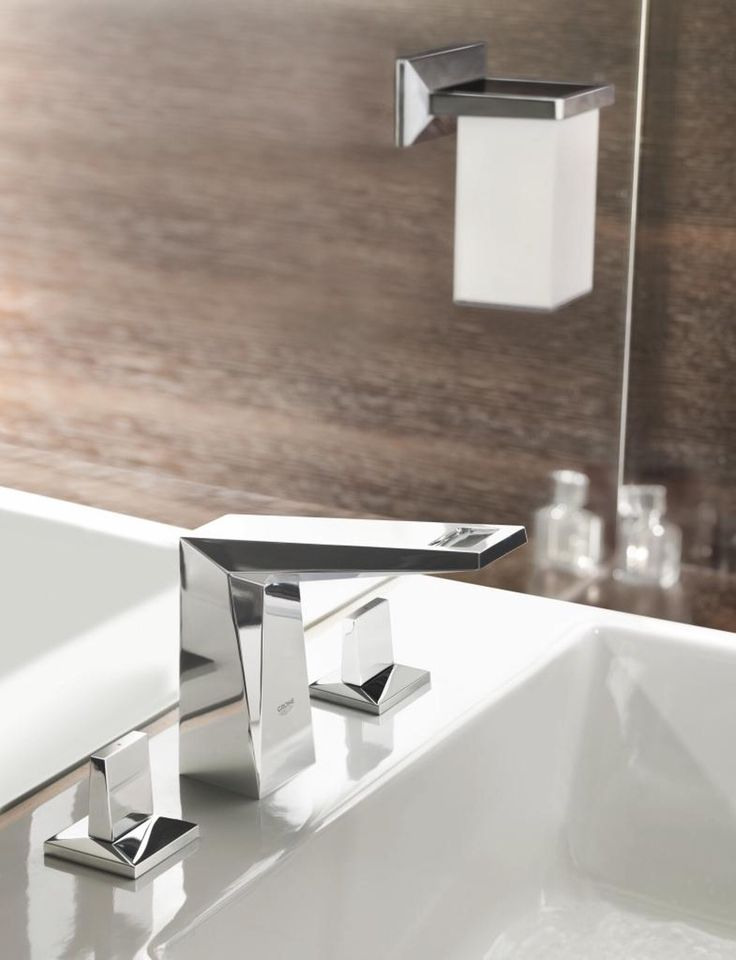 Web Photo Gallery Best Bathroom Faucets from GROHE Eco friendly Products for Modern Bathrooms