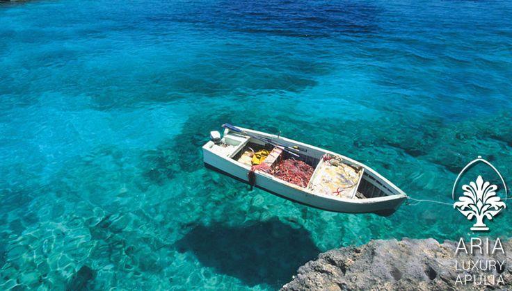 Top 5 beaches of Puglia with Blue Flag status