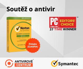 Využijte velkou šanci vyhrát Norton Security Standard zdarma: https://www.antivirovecentrum.cz/aktuality/norton-security-standard-zdarma.aspx