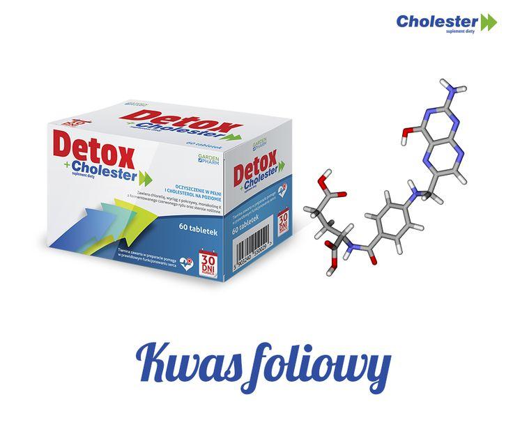 #detox #oczyszczanie #wątroba #kwasfoliowy
