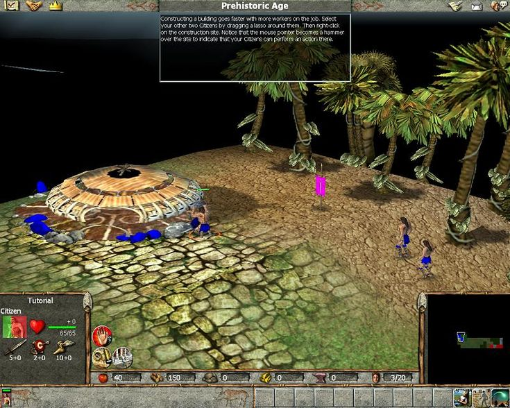 Empire Earth is a real time strategy game developed by Stainless Steel Studios in which instead of advancing with research, like the Age of Empires series, you age through time.