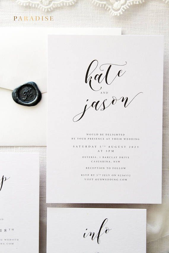 ♥ Welcome and thank you for visiting Paradise Invitations ♥ WHY US? 1. Quality products custom made for you 2. Great prices 3. Quick turnaround 4. Work 1-1 with an expert designer 5. Excellent customer service PRINTABLE FILES or PRINTED STATIONERY – your choice ♥ WHAT CAN YOU