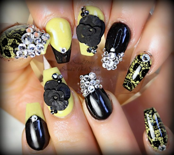 22 best My own nail art images on Pinterest | Nail art, Nail art ...