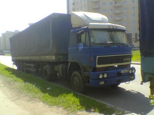 Skoda LIAZ MTS-24