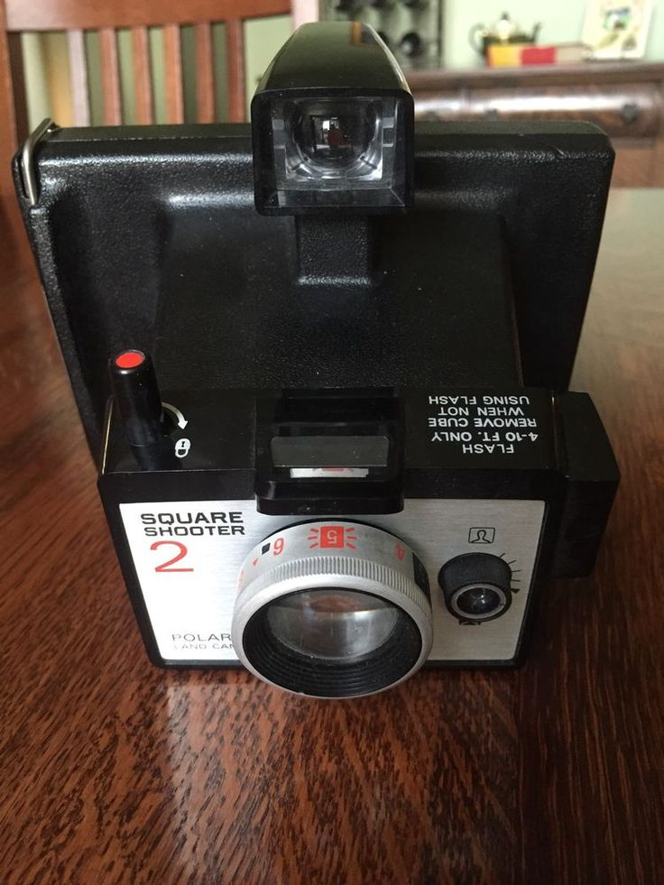 polaroid land camera square shooter 2 how to use