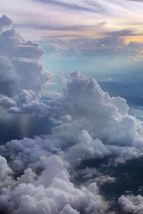 I Love Clouds! BEAUTIFUL!