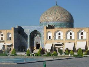 Sheikh Lotfallah Esfahan Mosque, Naghsh-i Jahan Square, Isfahan, Iran