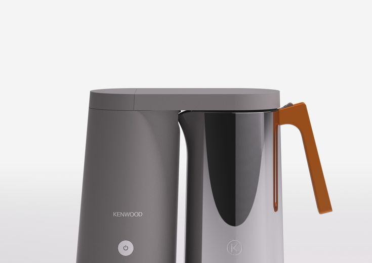 Kenwood Luca Coffee Maker   Detail View
