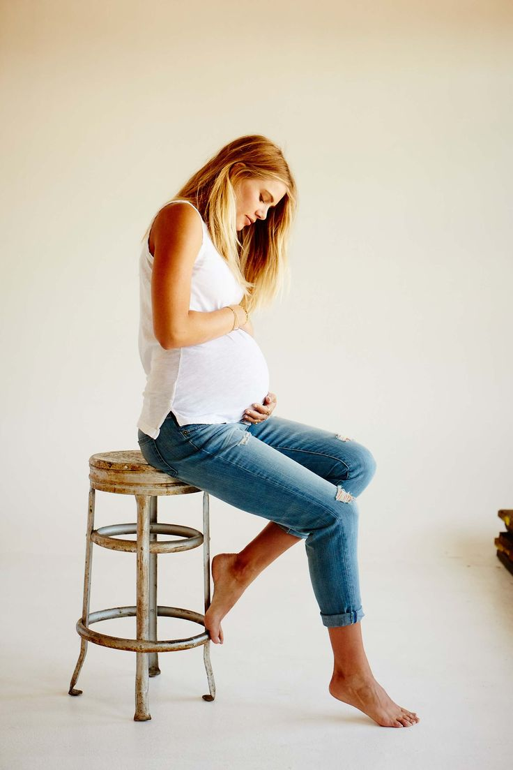 Finally! Maternity Jeans You'll Actually Want to Wear