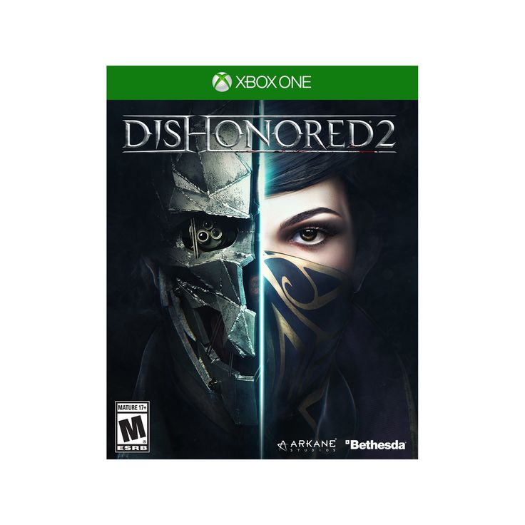 Dishonored 2 Pre-Owned - Xbox One