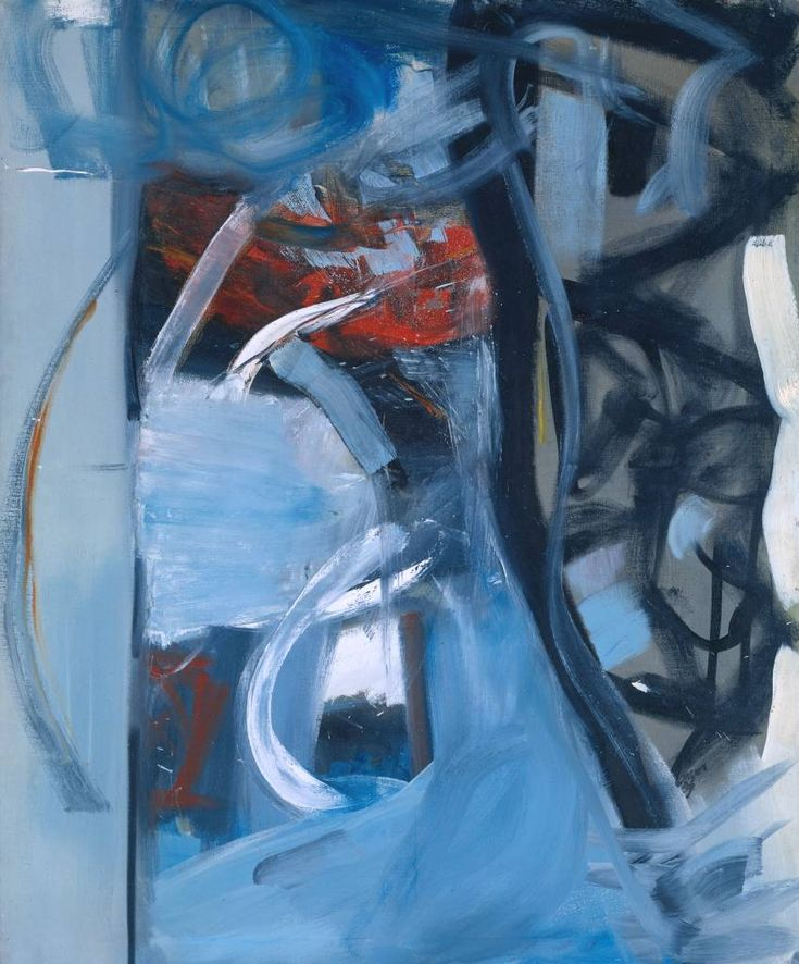 Abstract Art Thoughts: Peter Lanyon - Disaster. Fear. Death.