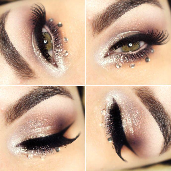 Tutorial – maquiagem Magia das Fadas