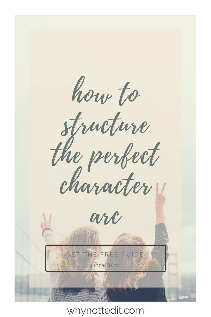Learn to identify the beats of a character arc to assess the structure of your character's journey. Click through to download the free Character Arc packet!