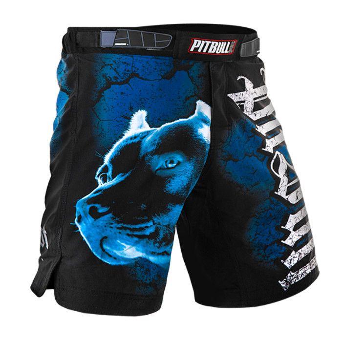 Pit Bull West Coast 'BED' Fightshorts  #buy #streatwear #tee #pitbullsports