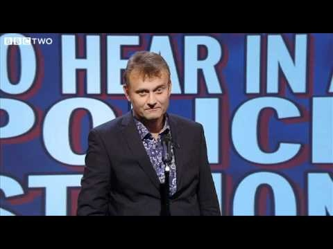 Unlikely Things to Hear in a Police Station - Mock The Week - Series 10 - Episode 9 - BBC Two