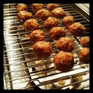 Ballenbad - gerookte gehaktballen met gnocchi