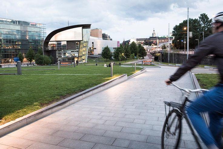Helsinki: Past, Present, Future Progressive