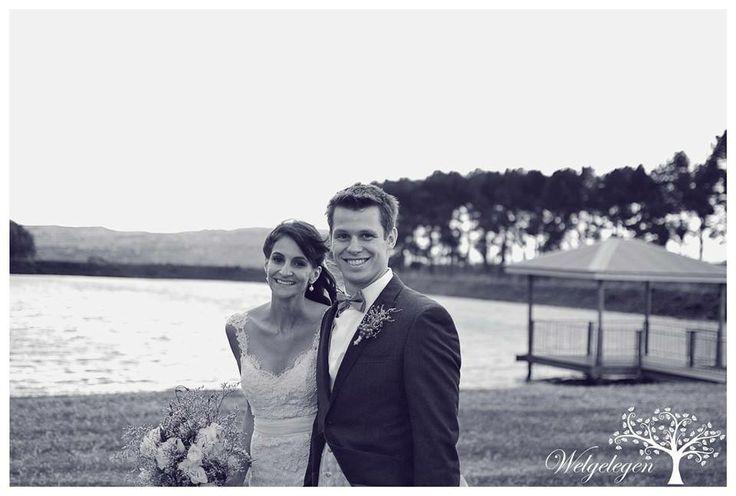 Marnè & Jan-Paul - Such a beautiful couple!