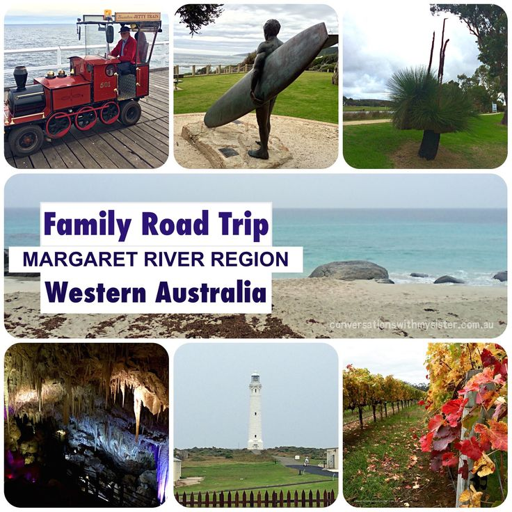 Family Road Trip to the Margaret River Region of WA