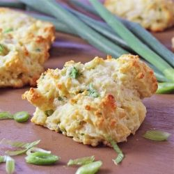 Pepper Jack Scallion and Cilantro Biscuits | Recipes | Pinterest