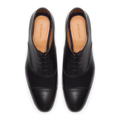 DRESS OXFORD SHOES - Shoes - Man - ZARA India Ref. 2000/202 3,790 INR