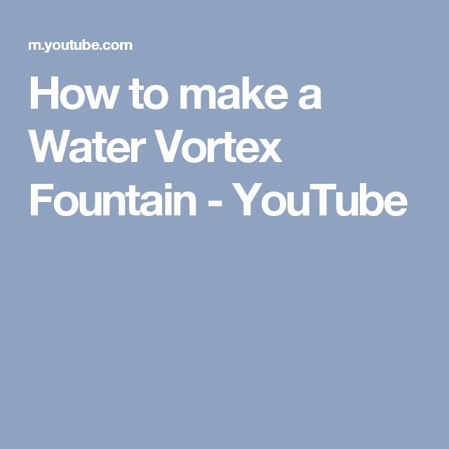 how to make water fountain in minecraft