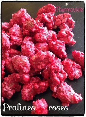 Pralines roses maison en 5 minutes