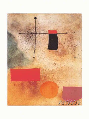 Joan Miró - Abstrakt