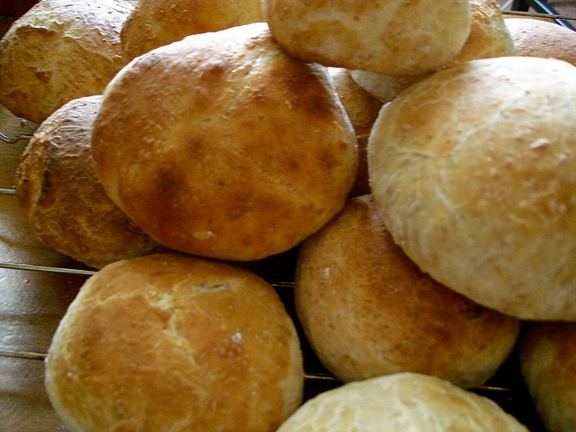 Patatesli GEREDE Ekmek (potato bread)