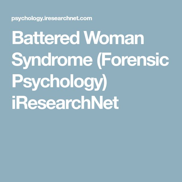 a critical review of the battered woman syndrome in the courtroom In most cases, the battered women's syndrome is invoked for self-defense, to show that a woman's violent conduct was reasonable there are hints of that here mrs bobbitt, ms kemler said.