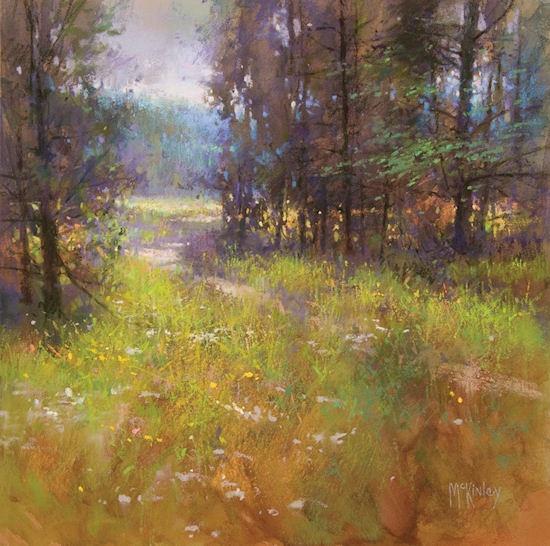 Richard McKinley, fine art