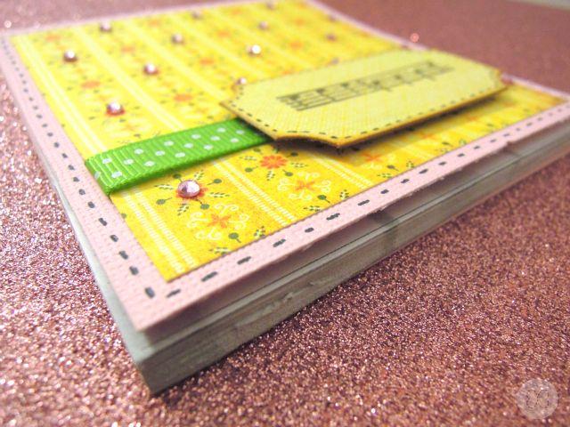 Tutorial: Libreta de notas. ¡Pega, papel o tijeras!