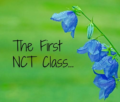 The First NCT Class…, by Pondering Parenthood