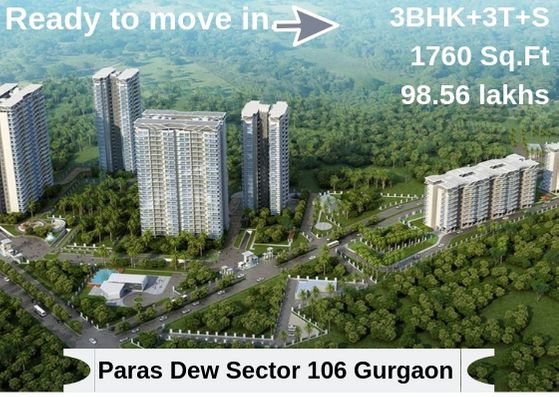 Paras Dew Sector 106 Gurgaon Gurgaon Kids Play Area Waste Management System